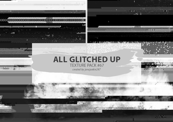 Textures #67 - All Glitched Up Two by JJ-247