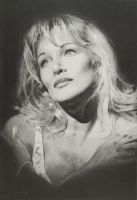 Portrait of Susan by golfiscool