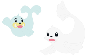 Seel and Dewgong Base