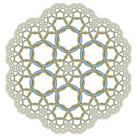Six-fold Infinite Rings by RFat