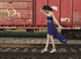The Song of the Railroad 06 by namine1245