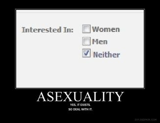 Asexuality poster by IridescentGlassHeart