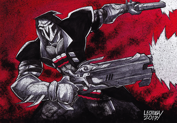 REAPER commission. by curseoftheradio