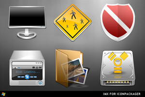 IMX For IconPackager by ipholio