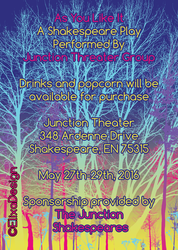 Shakespeare Play by ElixaElixir