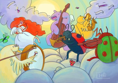 009 - Sky Band by Che-Crawford