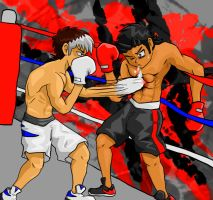 Boxing2-2 by P-KC