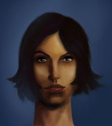 Quick Painting no references by discipleneil777