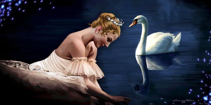 The Swan by LicieOIC