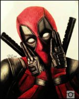 Deadpool by gilly15