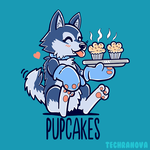 I'm making Pupcakes by SarahRichford