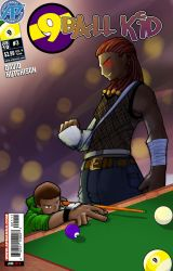 Mock Cover - 9 Ball Kid by Suprspr0de