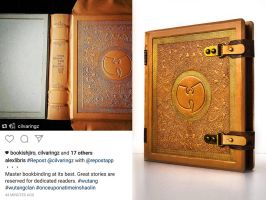 The Wu-Tang Clan book... by alexlibris999