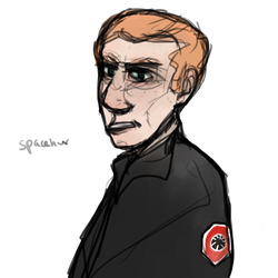 even more hux? stop me by laneboy