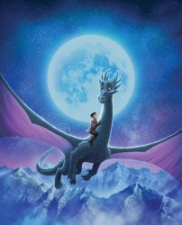 Dragon Rider book 1 by petura
