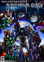 TFP Shattered Glass ('Fake' Cover) by SoundBluster