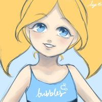 bubbles by meymh