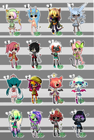 Giant Collab Auction~ {Open} by Ruruuni