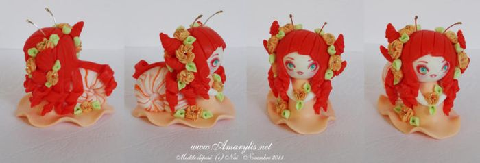Snail Fairy 4 by Nailyce