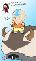 You're a good man, Aang by RomanJones