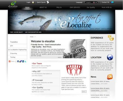 eLocalize For Technology by ewebbersstudio