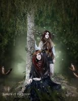 Sisters of the forest by MelieMelusine