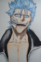 Grimmjow by AbstrakcyjnaJulia