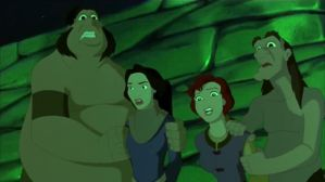Animated Atrocities: Quest for Camelot by Regulas314
