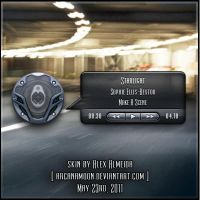 Car Speaker for Covergloobus by arcanamoon