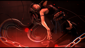 [MMD] .:Hell:. by Pocky-Poison