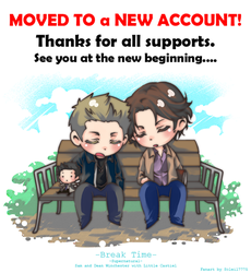 Moved to a NEW ACCOUNT by nanaya