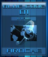 Blue Code 01 - Mail by aroche