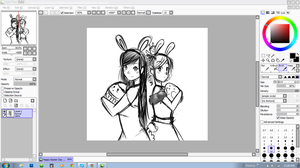 Happy Easter Day 2014 WIP by AlbertRemong