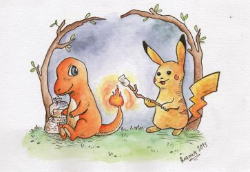 Pokemallows by simpppa