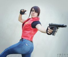 Resident Evil the Mercenaries 3D by CodeClaire