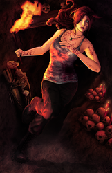 Tomb Raider, Born To Survive by KeithByrne