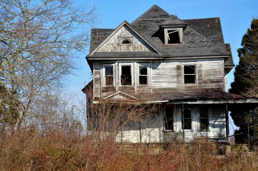 Haunted House stock 4 by FairieGoodMother