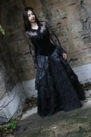Gothic 3 by Harpist-Stock