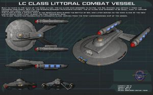 LC Class littoral combat vessel [New] by unusualsuspex