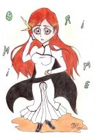 Chibi Orihime Inoue_1 by cookies777