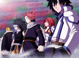 This is Fairy Tail by Eroishi