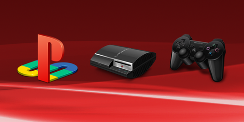 Playstation 3 Icons by Guifx