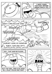 Fighting Tournament: Round 1 - Page 9 by DigiDayDreamer