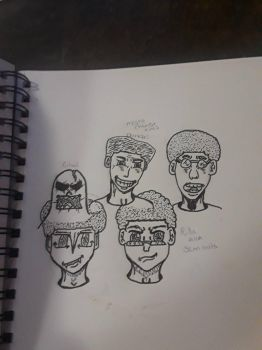 oc faces by jables89