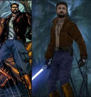 Kyle Katarn NJO 2 by oliatoth