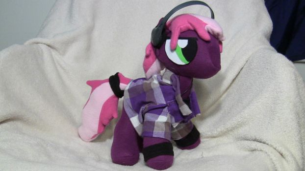 90's Cherilee plush by MillerMadeMares