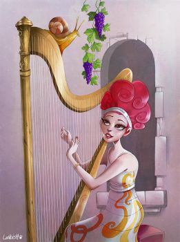 Harp by AlexLandish