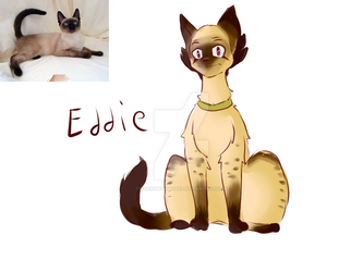 Eddie by TheRumTumTiger