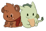 COMM: Blobfriends by LeniProduction