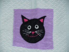 Cat by VickitoriaEmbroidery